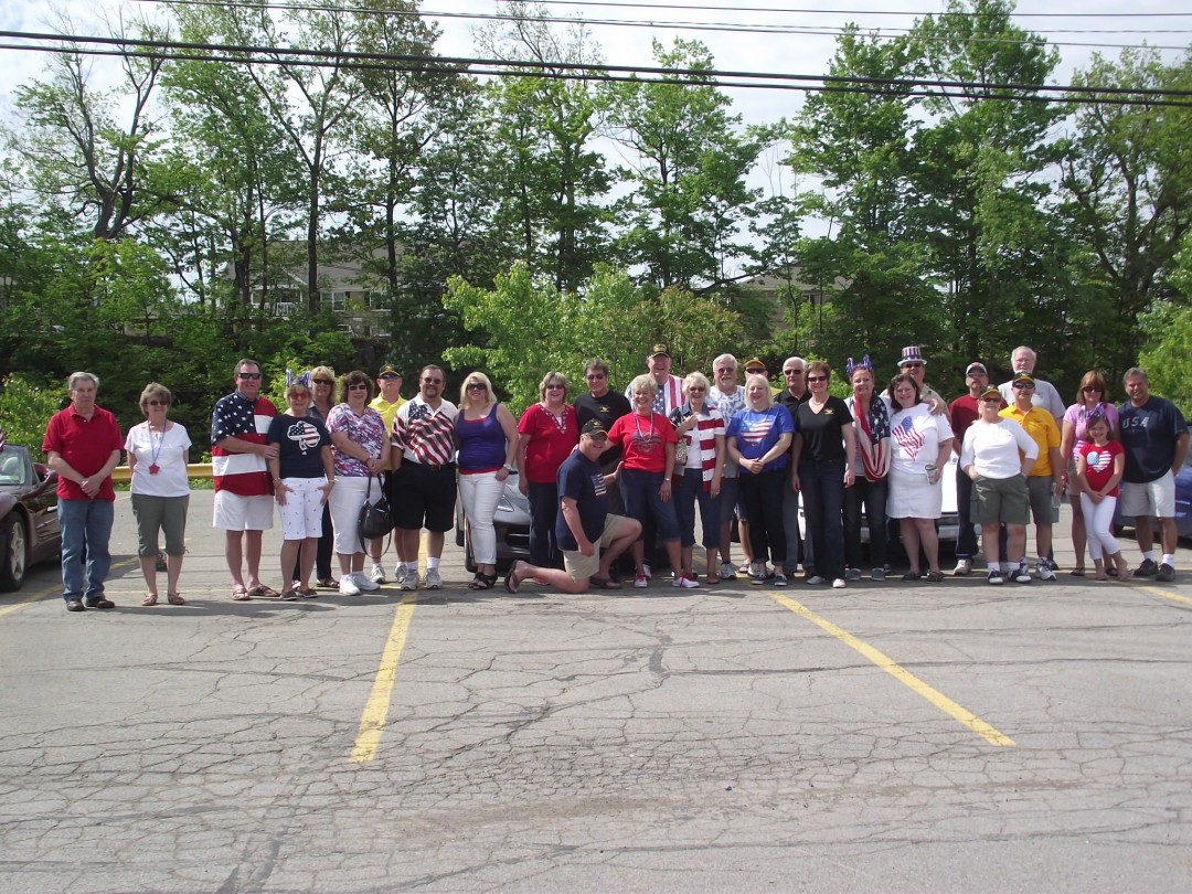 2015 West Seneca Memorial Day Parade