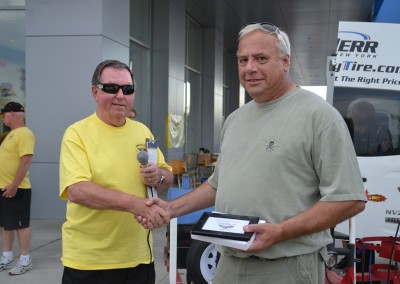 2015 All Corvette Show Winners