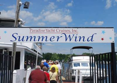 SummerWind Cruise On lake Chautauqua