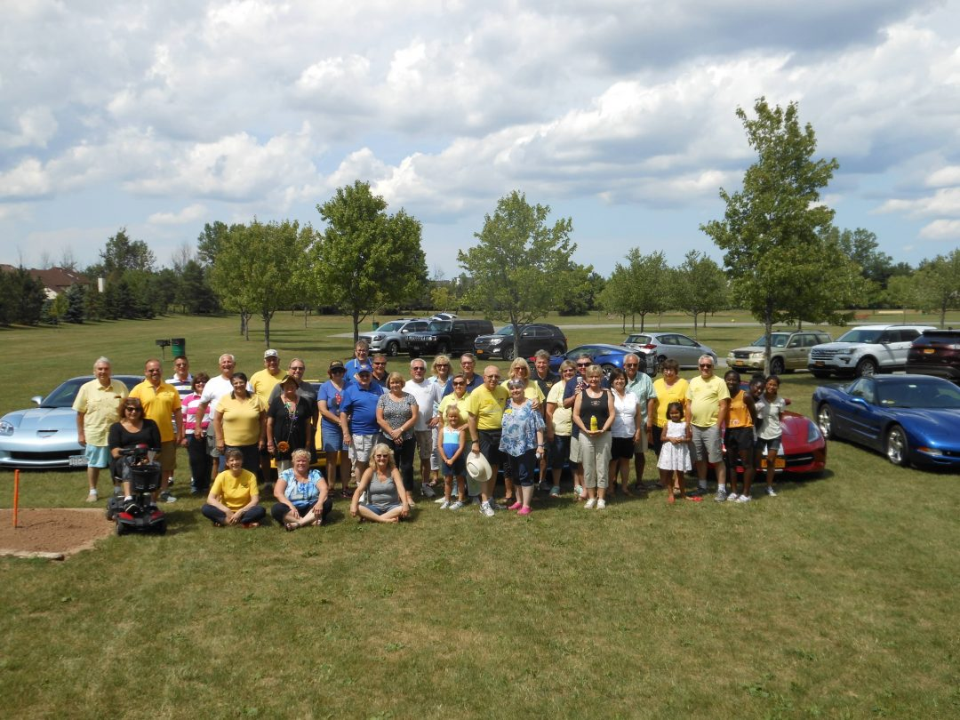 2018 WNY Corvette Club Annual Picnic