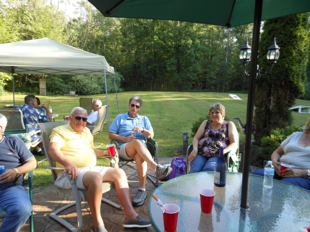 Wier's 2018 Wine and Cheese Party