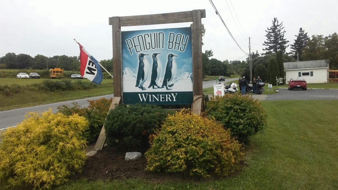 Watkins Glen, Curtis Museum, and Winery Tours Event