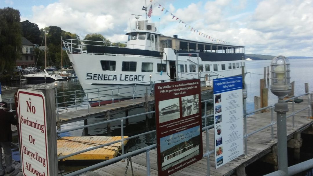 Seneca Lake Cruise