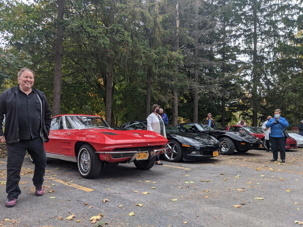 Cruise to Red Osier