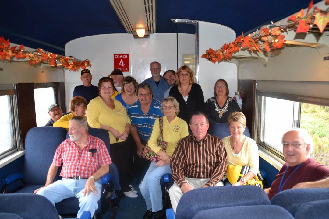 Medina Train Ride 2012