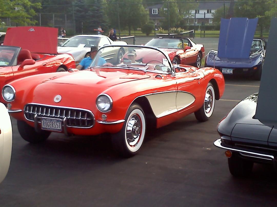 All Corvette Car Show (2011)