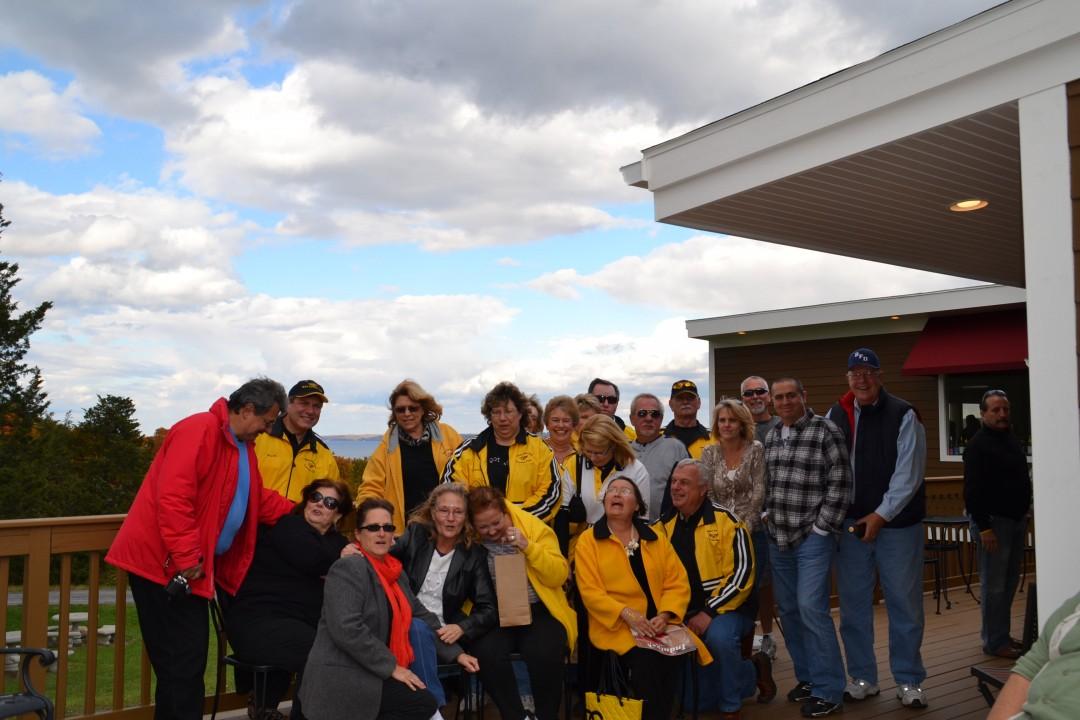 Seneca Lake Wine Trip 2012
