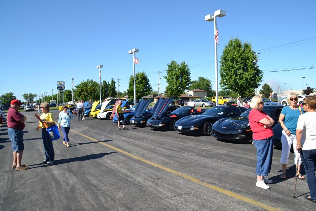 All Corvette Show 2012