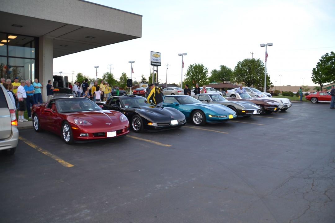 2013 All Corvette Show