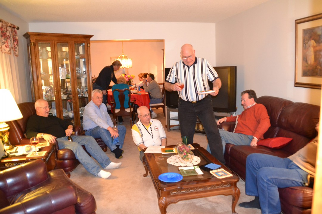 2013 Meeting At The Weir's