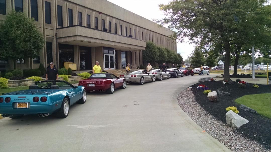 2015 GM Engine Plant Tour