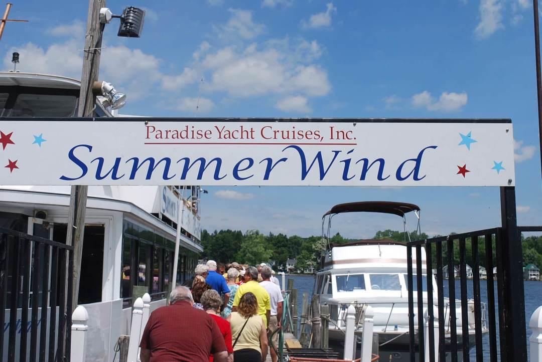 SummerWind Cruise On lake Chautauqua