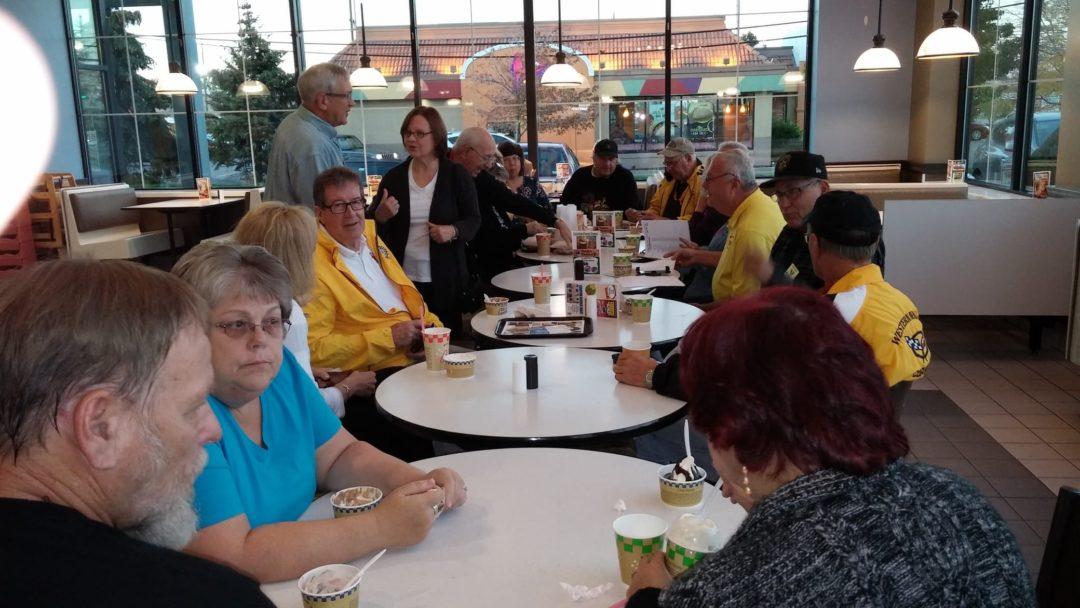 2017 50th Anniversary of Incorporation Ice Cream Social
