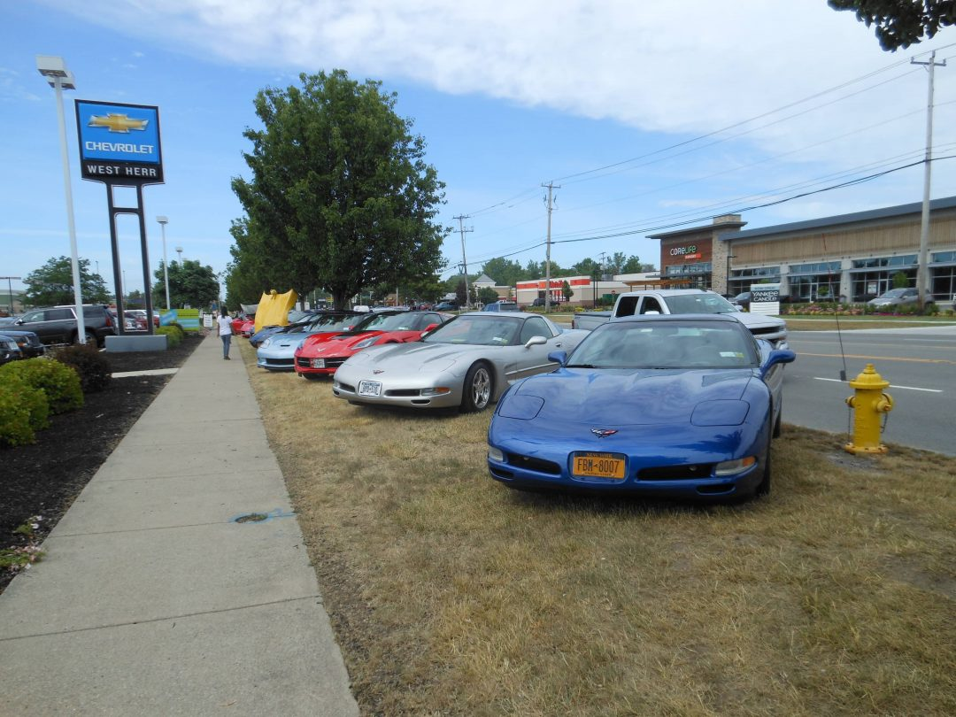 2018 All Corvette Show
