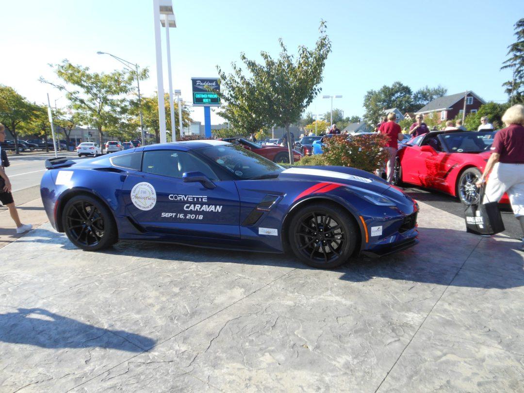 Corvettes of Buffalo Island Tour