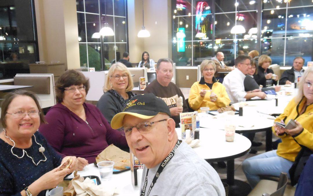 November 2018 Ice Cream Social at Anderson's