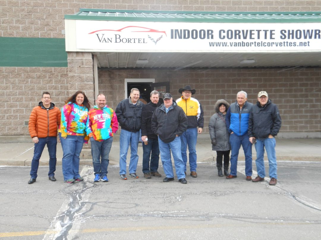 2019 VanBortel Coffee and Cars Cruise