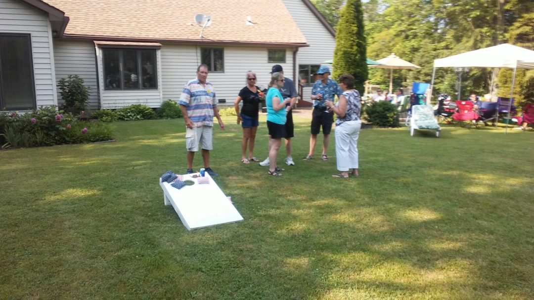 Wier's Wine and Cheese Party, Part 2