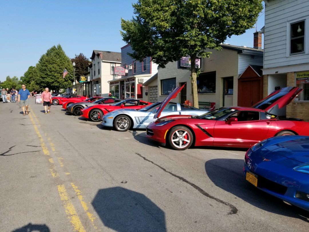 Akron Corvette Show