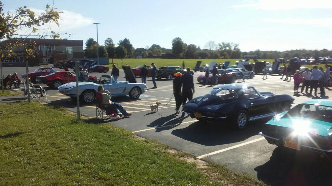 Hilton Applefest Car and Craft Show