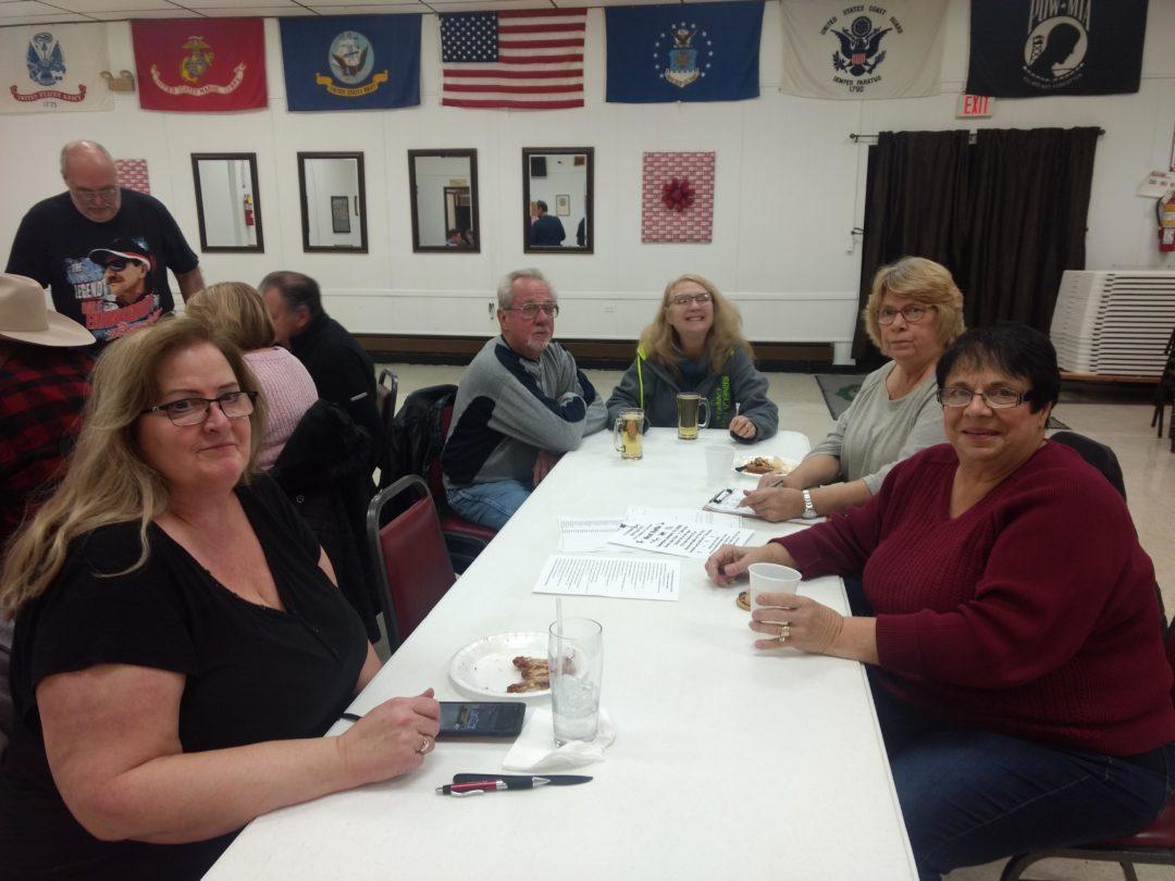 January Activity Meeting