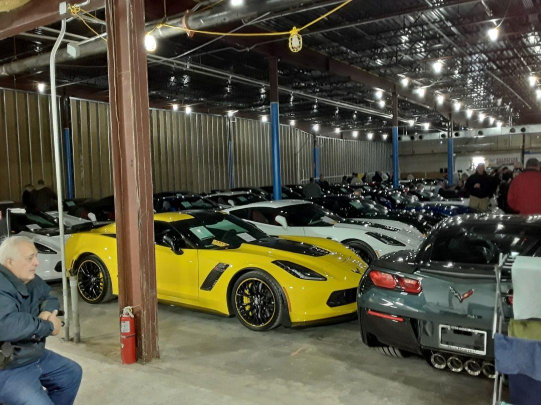 VanBortel Cars and Coffee w/Rochester Corvette Club