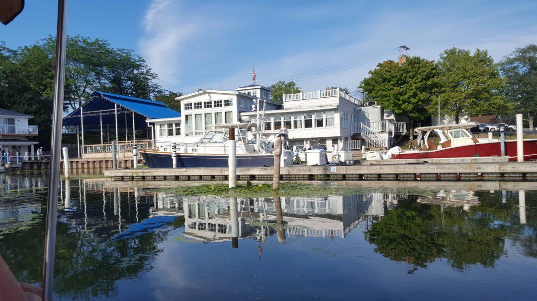 Wilson Boat House Cruise